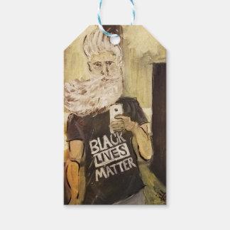 John Brown Selfie/Black Lives Matter Pack Of Gift Tags