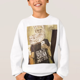 John Brown Selfie/Black Lives Matter Sweatshirt