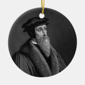 John Calvin Ornament