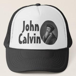 John Calvin Trucker Hat