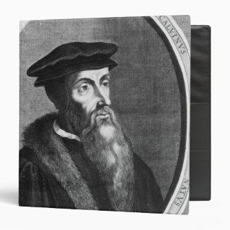 John Calvin Vinyl Binders