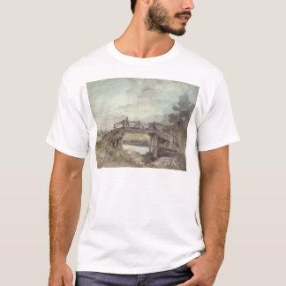 John Constable | A Bridge over the Stour T-Shirt