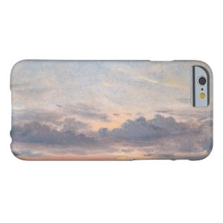 John Constable - A Cloud Study, Sunset Barely There iPhone 6 Case