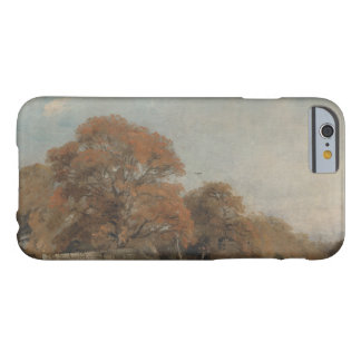 John Constable - An Autumnal Landscape Barely There iPhone 6 Case