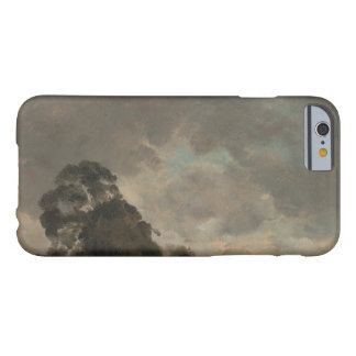 John Constable - Cloud Study Barely There iPhone 6 Case