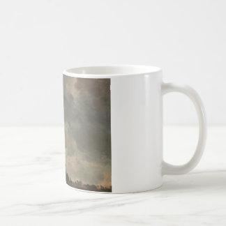 John Constable - Cloud Study Coffee Mug