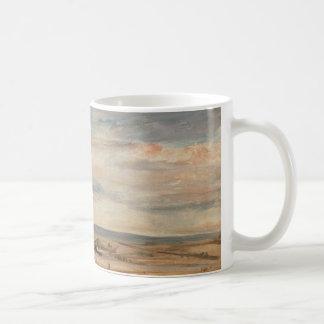 John Constable - Cloud Study, Early Morning Coffee Mug
