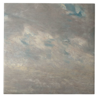 John Constable - Cloud Study Tiles
