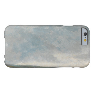 John Constable - Coastal Scene with Cliffs Barely There iPhone 6 Case