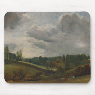 John Constable - East Bergholt Mouse Pad