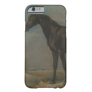 John Constable - Golding Constable's Black Riding Barely There iPhone 6 Case