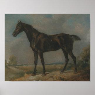 John Constable - Golding Constable's Black Riding Poster