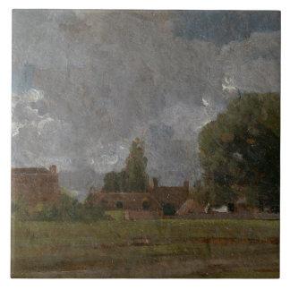 John Constable - Golding Constable's House Tiles