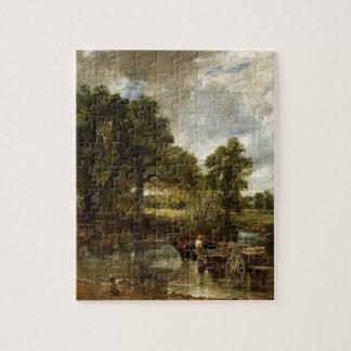 John Constable Hay Wain Puzzle