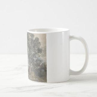 John Constable - Landscape at East Bergholt Coffee Mug