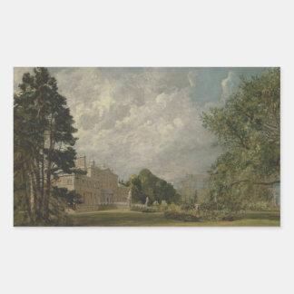 John Constable - Malvern Hall, Warwickshire
