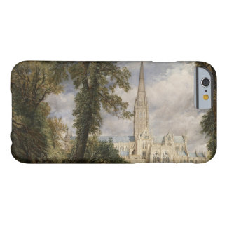 John Constable - Salisbury Cathedral Barely There iPhone 6 Case