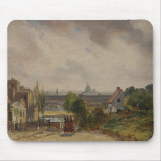 John Constable - Sir Richard Steele's Cottage Mouse Pad