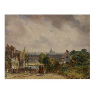 John Constable - Sir Richard Steele's Cottage Postcard