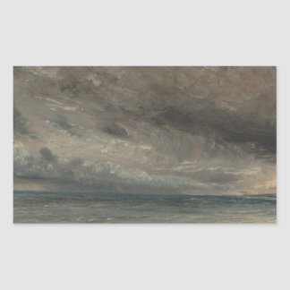 John Constable - Stormy Sea, Brighton
