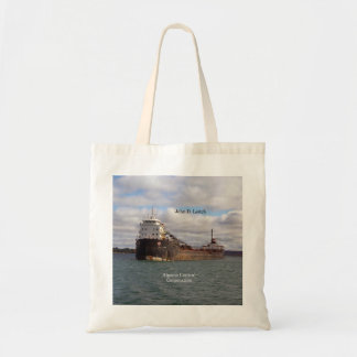 John D. Leitch tote bag