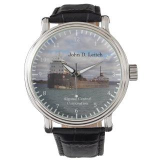 John D. Leitch watch