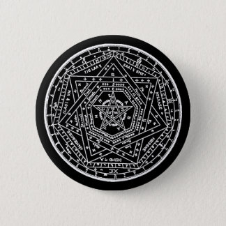 John Dee Tablet 2 Inch Round Button