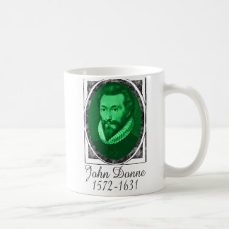 John Donne Coffee Mug