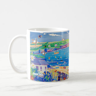 John Dyer Art Mug - Mother Ivey's Bay, Cornwall