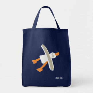 John Dyer Seagull Shopping Bag