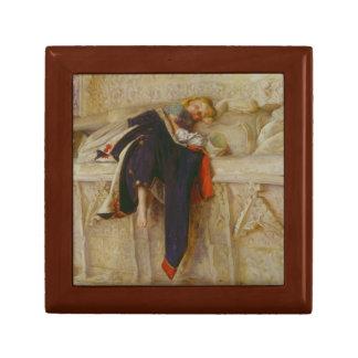 John Everett Millais - L'Enfant du Regiment Trinket Boxes