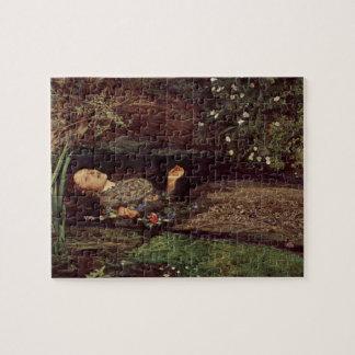 John Everett Millais Ophelia Puzzle