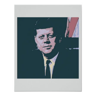 John F. Kennedy Invitations