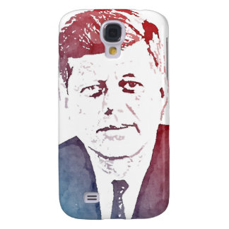 John F. Kennedy Pop Art Portrait