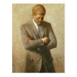 John F. Kennedy Post Card