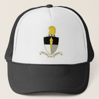 John F Kennedy Special Warfare Center and School Trucker Hat