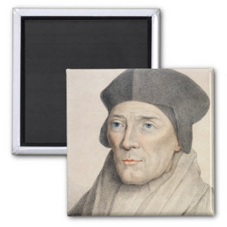 John Fisher, Bishop of Rochester (1469-1535) engra Square Magnet