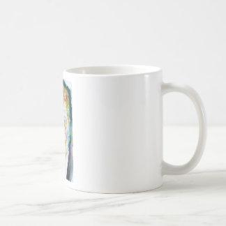 john fitzgerald kennedy - watercolor portrait.2 coffee mug