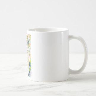 john fitzgerald kennedy - watercolor portrait.3 coffee mug