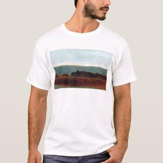 John Frederick Kensett Salt Meadow in October T-Shirt