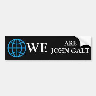 John Galt Bumper Sticker