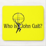 John Galt Mousepad