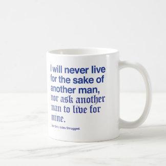 John Galt's pledge Coffee Mug