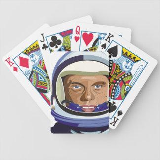 John Glenn Bicycle Playing Cards