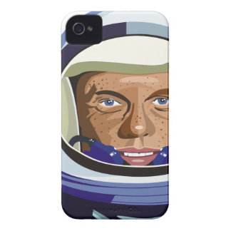 John Glenn iPhone 4 Case