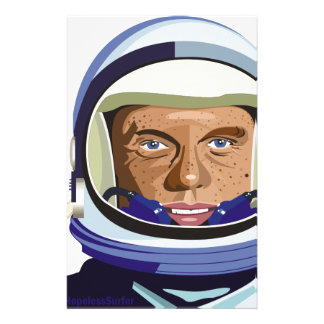 John Glenn Stationery