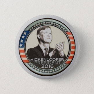 John Hickenlooper for President in 2016 2 Inch Round Button