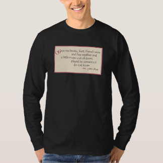 John Keats book quote T-Shirt