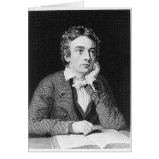 John Keats Card