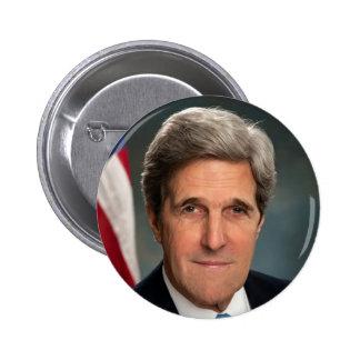 John Kerry Macaron Rond 5 Cm